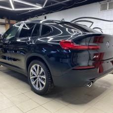 BMW X4 SunTek matt сантек матовый